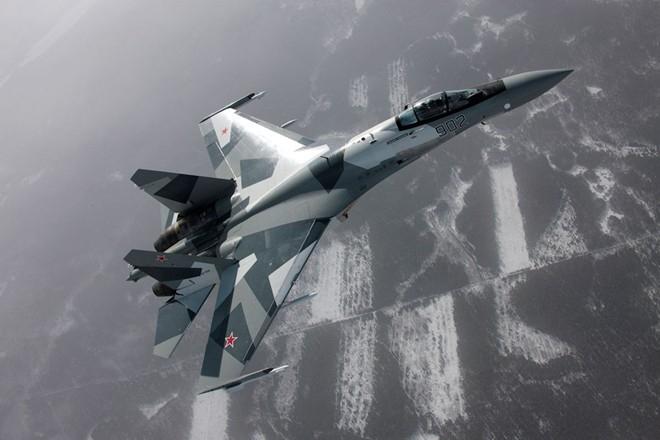 So sanh suc manh chien dau cua F-15 va Su-35 hinh anh 10