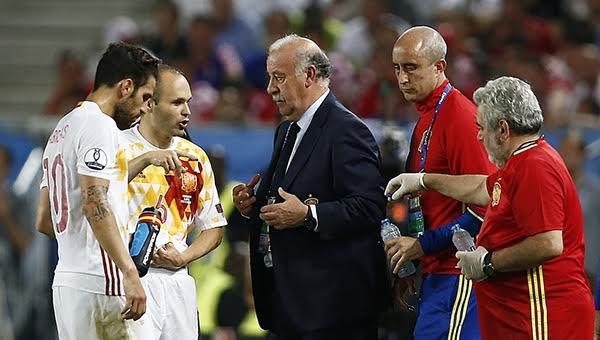 Tây Ban Nha, Croatia, Italia, EURO 2016