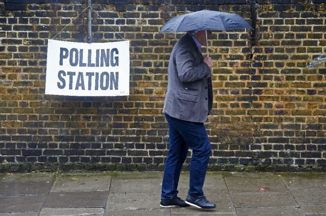 46,5 triệu dân Anh bỏ phiếu việc đi hay ở lại EU