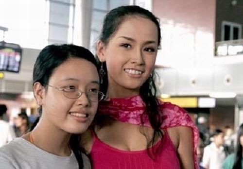 Hoa Hậu Mai Phương Thúy, Hoa Hậu, Mai Phương Thúy, Mai Ngọc Phượng, em gái hoa hậu Mai Phương Thúy.