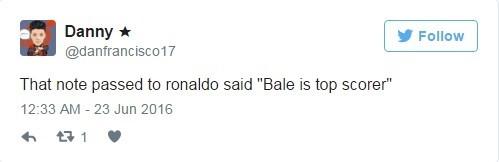 Fan 'che' noi dung manh giay bi an Ronaldo nhan tu HLV hinh anh 6