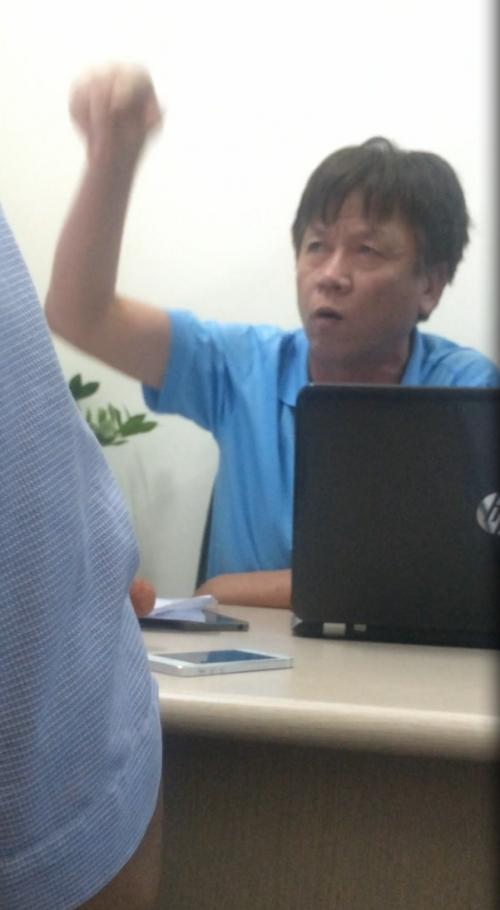 Giám đốc phòng khám 70 Nguyễn Chí Thanh: 'Tôi chẳng ngại các vị đâu' - Ảnh 2