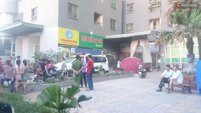 Hà Nội: Rơi tư tầng 29 xuống đất, người phụ nữ tử vong - Ảnh 1.