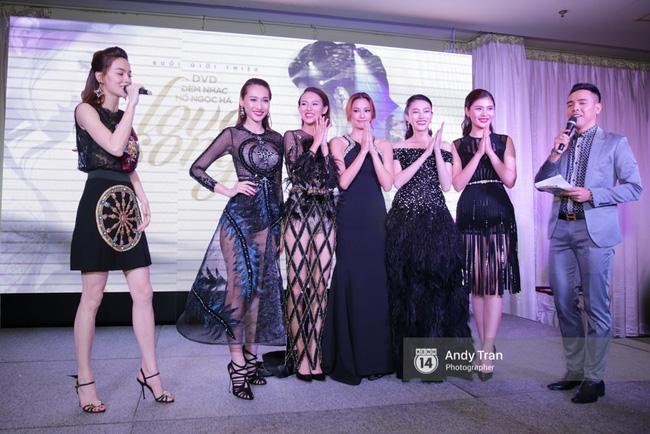 Hồ Ngọc Hà: Nhiều khi tôi khó chịu về quyết định của Lan Khuê, Phạm Hương - Ảnh 3.