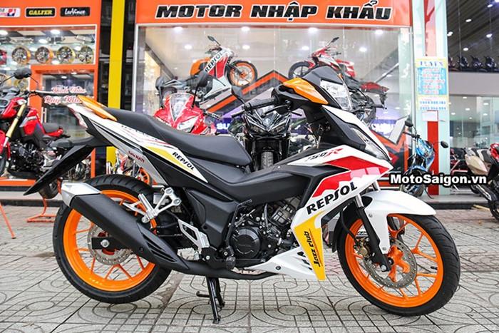Honda Winner độ tem phong cách MotoGP đầu tiên tại Việt Nam - ảnh 2