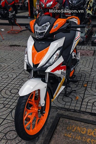 Honda Winner độ tem phong cách MotoGP đầu tiên tại Việt Nam - ảnh 4