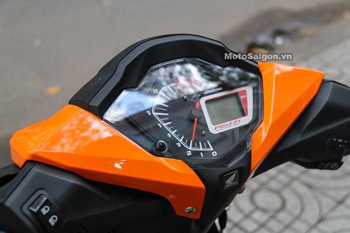 Honda Winner độ tem phong cách MotoGP đầu tiên tại Việt Nam - ảnh 9