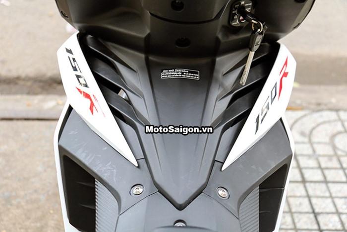 Honda Winner độ tem phong cách MotoGP đầu tiên tại Việt Nam - ảnh 10