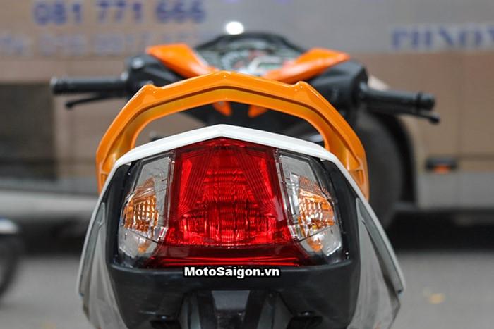 Honda Winner độ tem phong cách MotoGP đầu tiên tại Việt Nam - ảnh 12