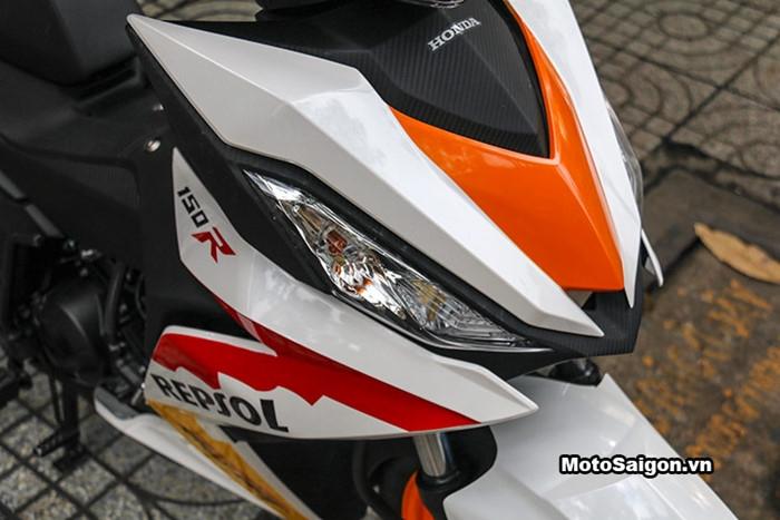 Honda Winner độ tem phong cách MotoGP đầu tiên tại Việt Nam - ảnh 13