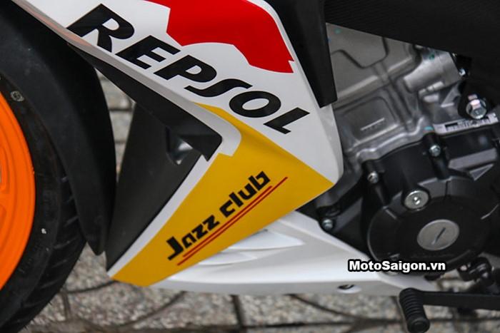 Honda Winner độ tem phong cách MotoGP đầu tiên tại Việt Nam - ảnh 14