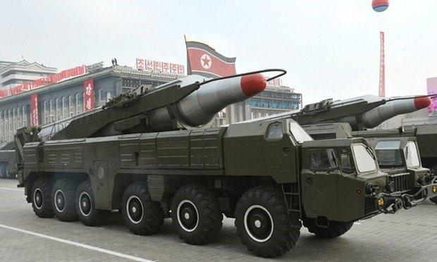 Kim Jong Un: Ten lua tang cuong kha nang tan cong My hinh anh 1