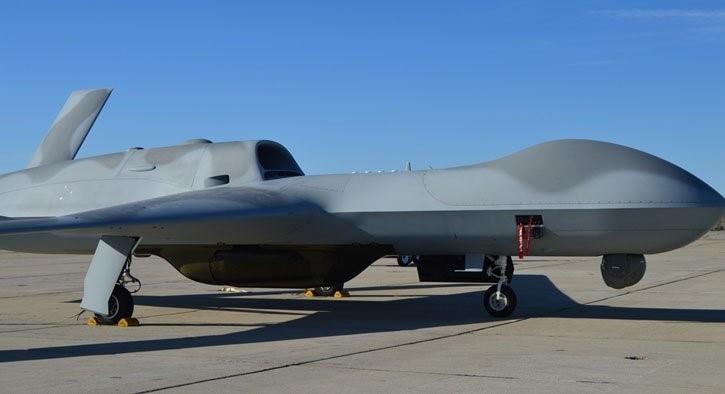 UAV Avenger sẽ đem lại bước đột phá trong lĩnh vực trinh sát tầm xa cho Hải quân Mỹ. Ảnh: General Atomics