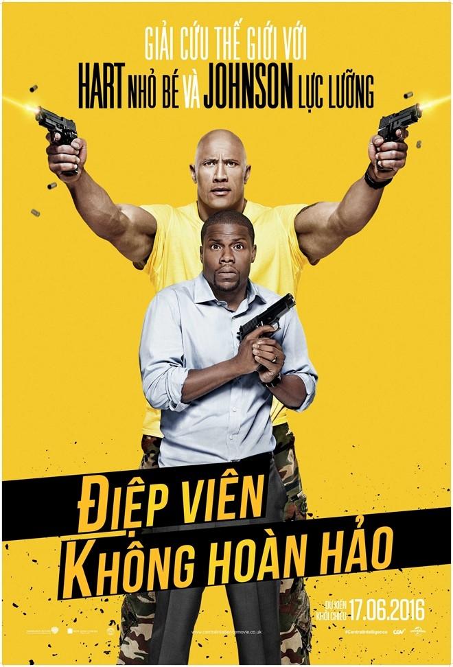 The Rock khoe duyen hai trong 'Diep vien khong hoan hao' hinh anh 1