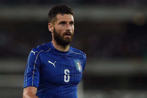 Antonio Candreva là cầu thủ chơi hay bậc nhất của Italy ở vòng bảng. Ảnh: Getty Images