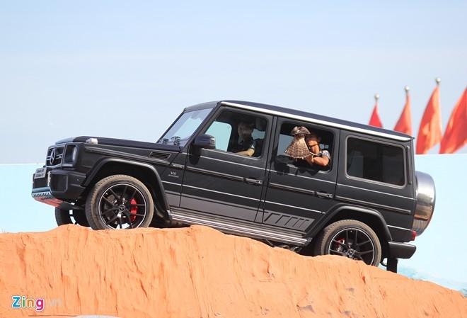 Mercedes muon chiem linh phan khuc SUV hang sang tai VN hinh anh 2