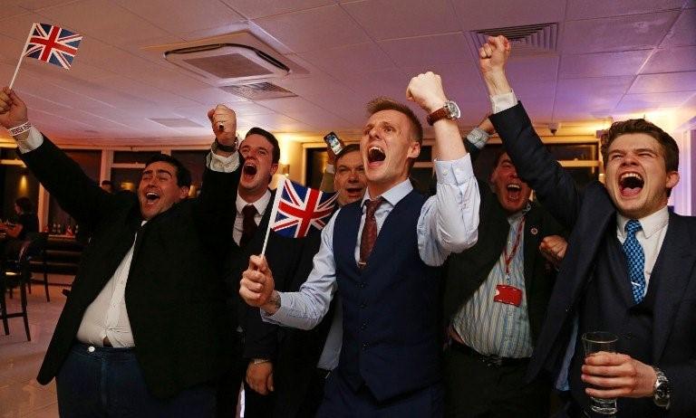 Số người ủng hộ Brexit cao hơn so với lượng người muốn nước Anh ở lại EU. Ảnh: Getty