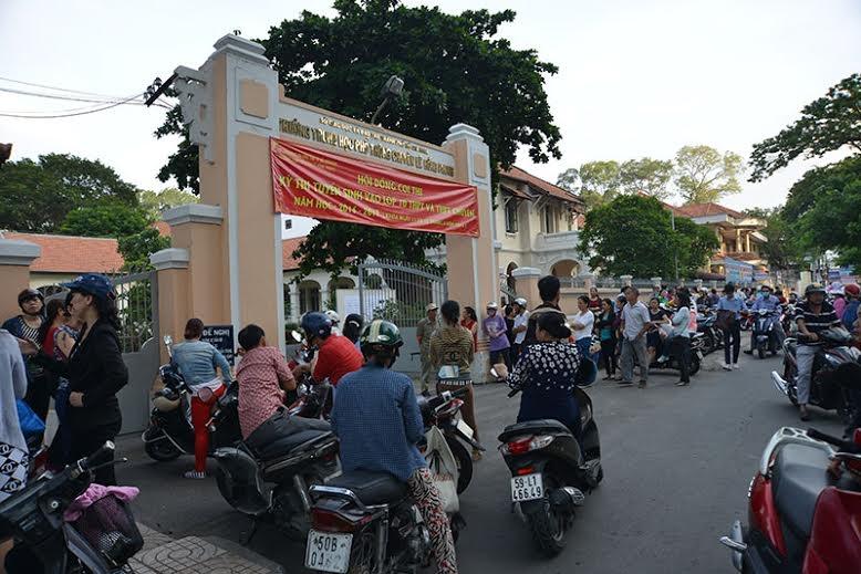 trường chuyên, thi lớp 10, trường chuyên Lê Hồng Phong, trường chuyên Trần Đại Nghĩa