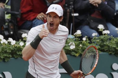 Andy Murray vẫn là đối thủ đáng gờm nhất với Djokovic