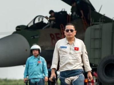 Xúc động bài thơ Đỗ Nhật Nam gửi tặng con gái phi công Trần Quang Khải