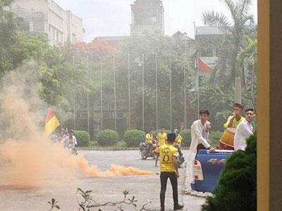 CĐV Nam Định