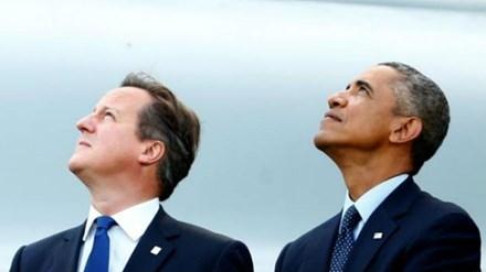 Anh-Mỹ sẽ tiếp tục cùng nhìn một hướng? (Ảnh: Reuters)