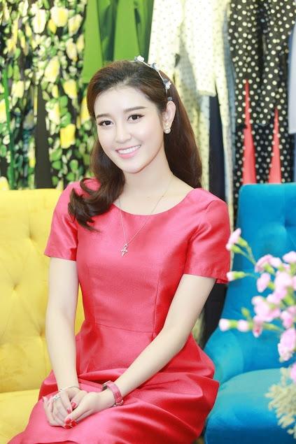 Á hậu Huyền My, Dương Thùy Linh, Hà Phương