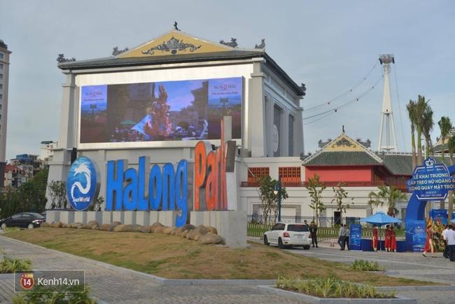 Cận cảnh cáp treo mới với cabin có sức chứa 230 người tại Quảng Ninh - Ảnh 1.