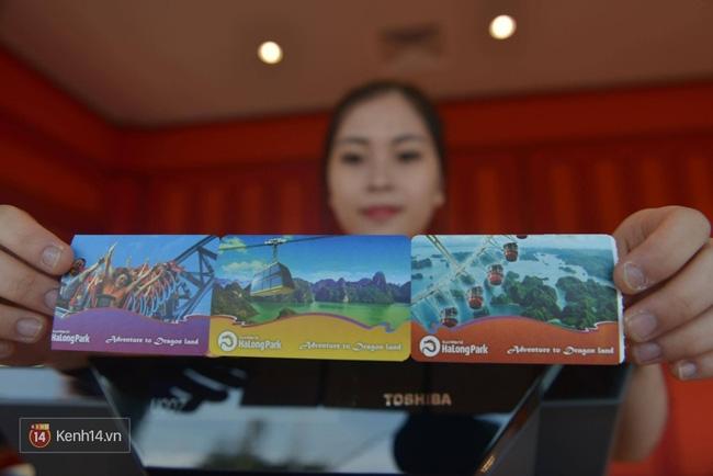 Cận cảnh cáp treo mới với cabin có sức chứa 230 người tại Quảng Ninh - Ảnh 10.