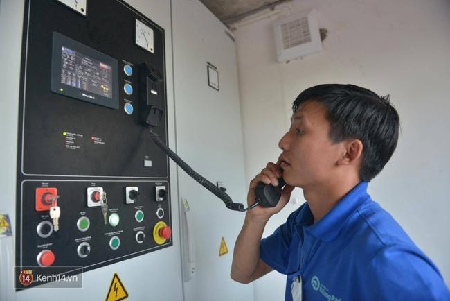 Cận cảnh cáp treo mới với cabin có sức chứa 230 người tại Quảng Ninh - Ảnh 19.