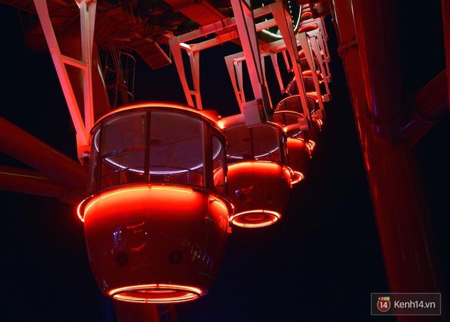 Cận cảnh cáp treo mới với cabin có sức chứa 230 người tại Quảng Ninh - Ảnh 24.