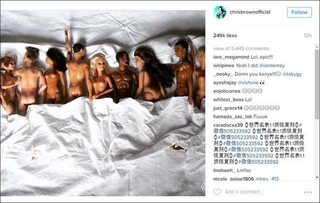 Những ai đã xuất hiện trong MV trần như nhộng gây rúng động showbiz của Kanye? - Ảnh 7.
