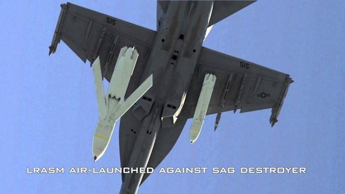 LRASM, tên lửa diệt hạm tầm xa của Hải quân Mỹ - ảnh 3