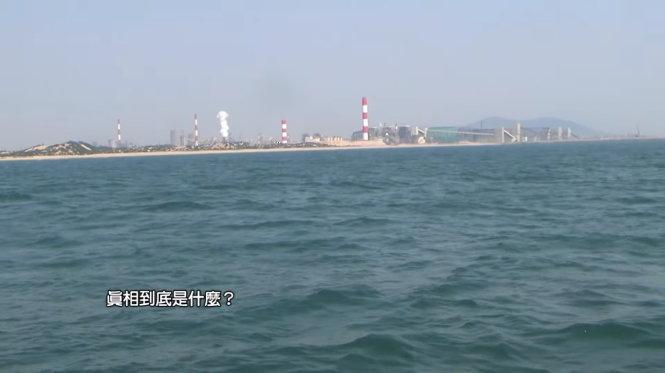 Truyền hình Đài Loan phát phóng sự về cá chết ở miền Trung