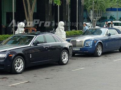 Phố siêu xe Dubai của các đại gia Sài thành
