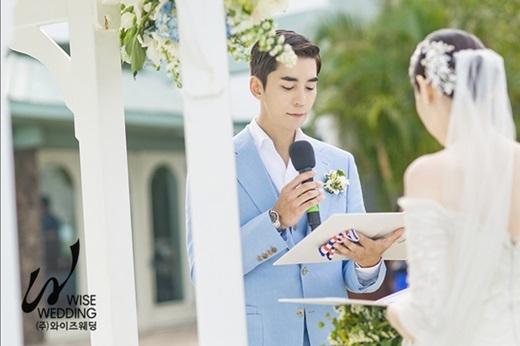 'Ác nhân' phim 'Vì sao đưa anh tới' kết hôn 2