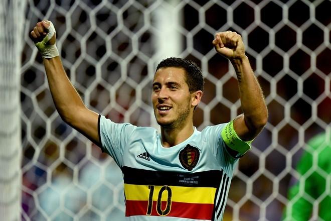 Eden Hazard, ga luoi bieng nay da chiu choi hinh anh 1