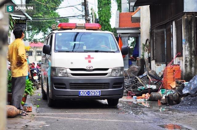 Hiện trường vụ hỏa hoạn khiến 4 người trong gia đình thiệt mạng - Ảnh 11.