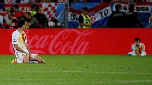HLV Ancelotti: Tây Ban Nha không còn 'hung dữ' như ở EURO 2012 - ảnh 1