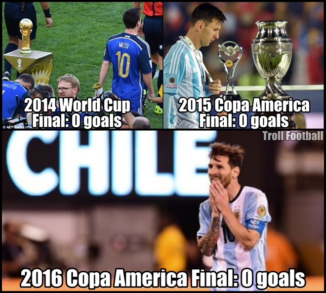 Messi tro thanh 'Miss Penalty' o Copa America 2016 hinh anh 6