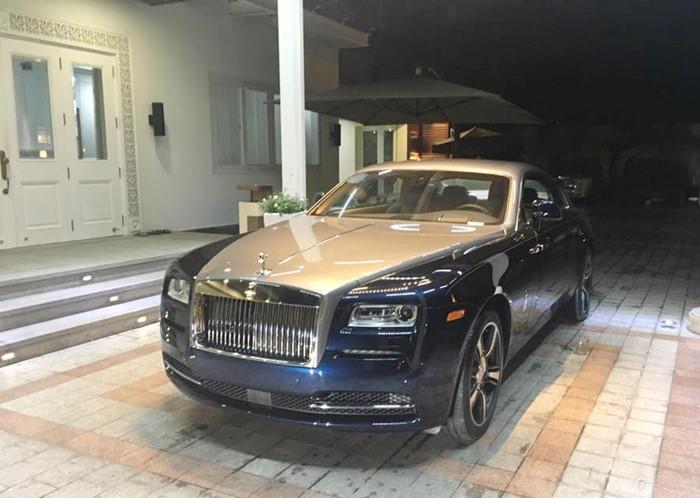 """Phan Thành mua Rolls-Royce Wraith """"đua"""" với Cường Đô La - ảnh 2"""