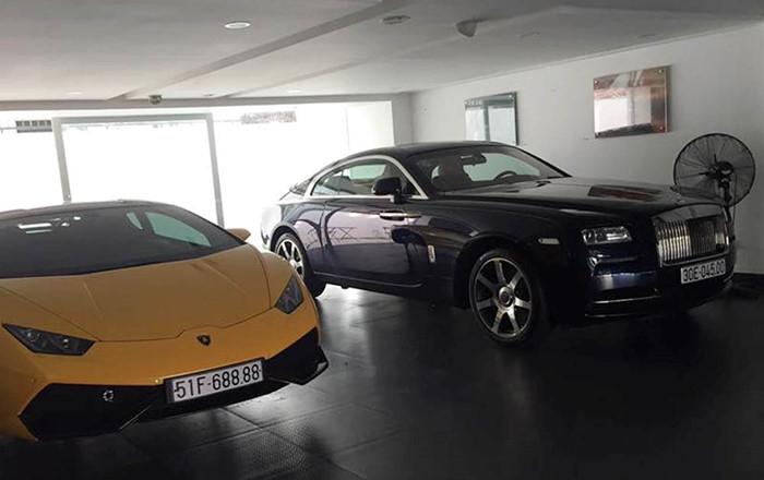 """Phan Thành mua Rolls-Royce Wraith """"đua"""" với Cường Đô La - ảnh 5"""