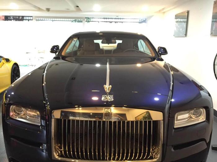 """Phan Thành mua Rolls-Royce Wraith """"đua"""" với Cường Đô La - ảnh 6"""