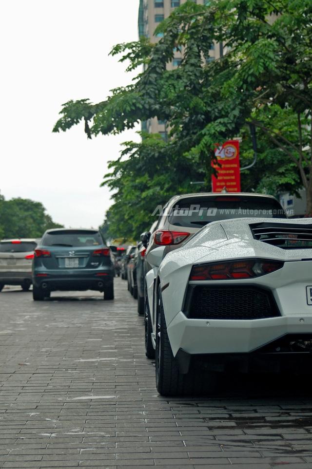 Tại thị trường Việt Nam có 5 chiếc Lamborghini Aventador LP700-4 được đưa về nước, 4 trong số đó thuộc phiên bản coupe và chiếc còn lại là mui trần. Aventador LP700-4 được phân phối chính hãng với mức giá khoảng 26 tỷ Đồng.