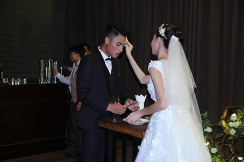 Vì sao gia đình không tới dự tiệc cưới của Mạc Hồng Quân - Kỳ Hân? - Ảnh 4