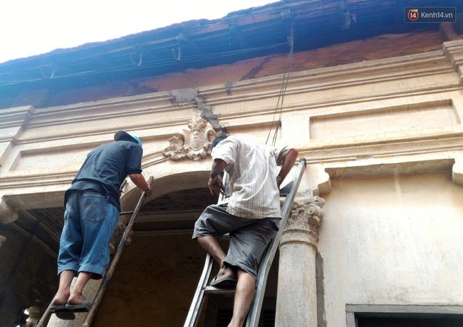 Biệt thự cổ hơn 100 năm tuổi ở Sài Gòn bị đập bỏ khiến nhiều người tiếc nuối - Ảnh 6.