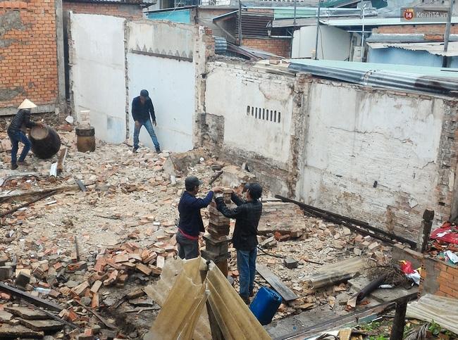 Biệt thự cổ hơn 100 năm tuổi ở Sài Gòn bị đập bỏ khiến nhiều người tiếc nuối - Ảnh 8.