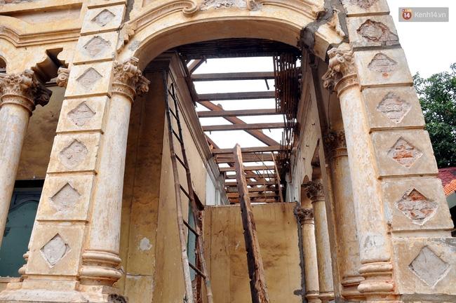 Biệt thự cổ hơn 100 năm tuổi ở Sài Gòn bị đập bỏ khiến nhiều người tiếc nuối - Ảnh 11.