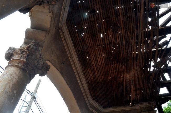 Biệt thự cổ hơn 100 năm tuổi ở Sài Gòn bị đập bỏ khiến nhiều người tiếc nuối - Ảnh 13.