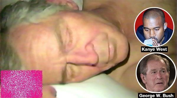 Cựu tổng thống cho rằng thực tế trông mình đẹp hơn trong MV của Kanye West.